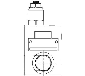 Bloc valve équilibrage simple