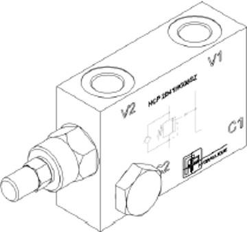 Valves hydrauliques 3