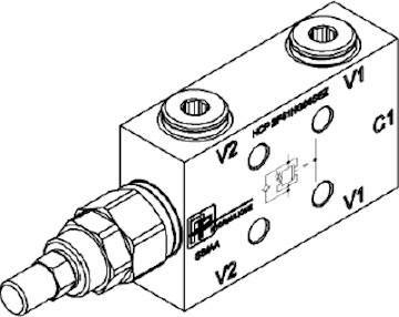 Valves hydrauliques 4