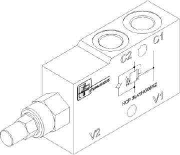 Valves hydrauliques 6
