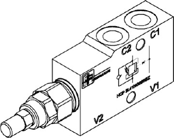 Valves hydrauliques 7