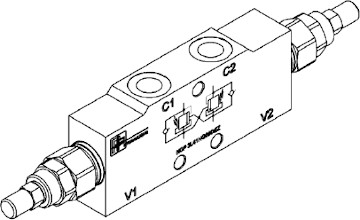Valves hydrauliques 8